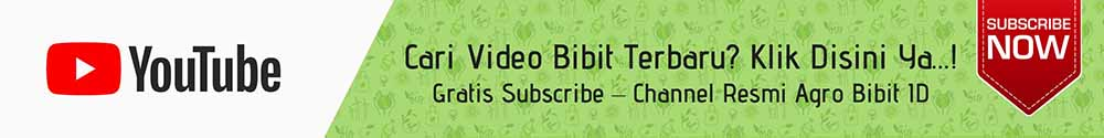 Youtube - Agro Bibit ID